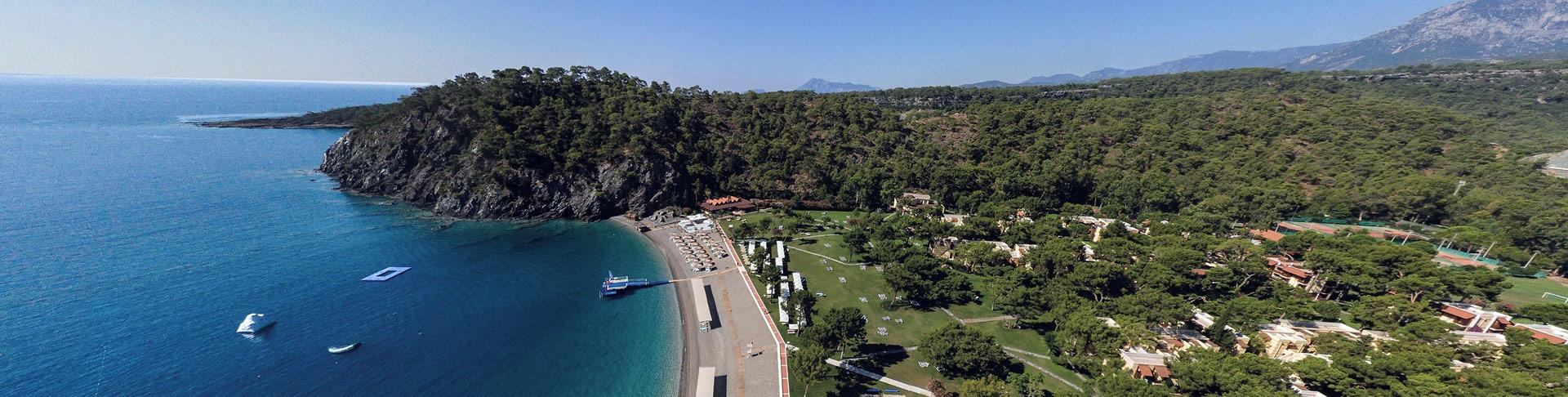 Camyuva transfert aéroport en taxi de / à l'hôtel de vacances transferts aéroport d'Antalya vacances voyage Turquie