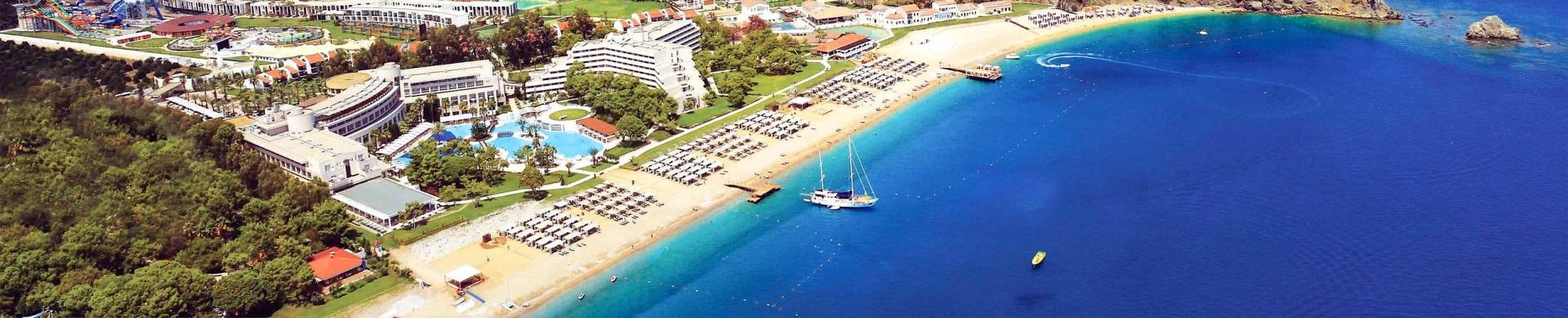 Tekirova transfert aéroport en taxi de / à l'hôtel de vacances transferts aéroport d'Antalya vacances voyage Turquie