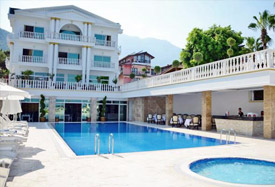Imperial Elegance Beach Hotel - Antalya Airport Transfer