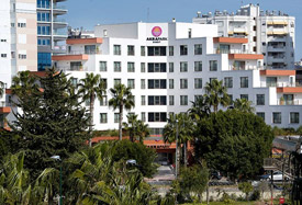 Akra V HOTEL - Antalya Taxi Transfer