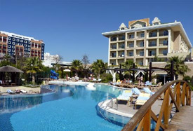 Adalya Resort Spa Hotel - Antalya Luchthaven transfer