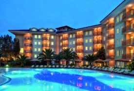 Akka Claros Hotel  - Antalya Taxi Transfer