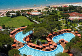 Ali Bey Resort Side - Antalya Taxi Transfer