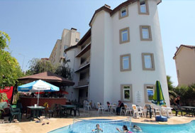 Almila Side Suite Hotel  - Antalya Flughafentransfer