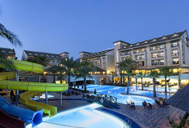 Alva Donna Beach Resort - Antalya Luchthaven transfer