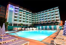 Ananas Hotel Alanya - Antalya Airport Transfer