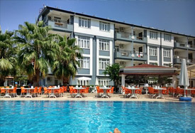 Andros Family Club - Antalya Taxi Transfer