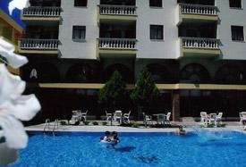 Anfora Hotel - Antalya Airport Transfer