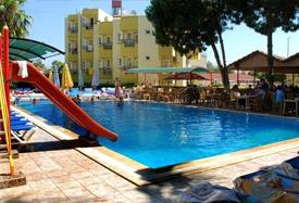 Angora Hotel - Antalya Airport Transfer