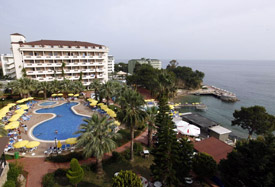 Aska Bayview Resort Incekum - Antalya Airport Transfer