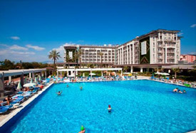 Asteria Elita Resort - Antalya Taxi Transfer