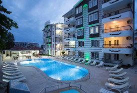 Yeni Astral Apart Hotel - Antalya Flughafentransfer