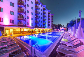 Atlas Beach Hotel - Antalya Flughafentransfer
