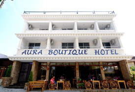 Aura Boutique Hotel - Antalya Taxi Transfer
