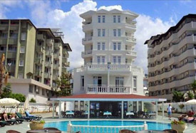 Azak Hotel - Antalya Airport Transfer