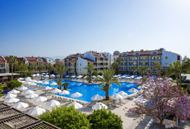 Barut B Suites - Antalya Airport Transfer