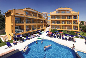 Begonville Apart Hotel  - Antalya Airport Transfer