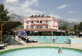 Beldiana Hotel - Antalya Flughafentransfer