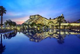 Bellis Deluxe Hotel - Antalya Airport Transfer
