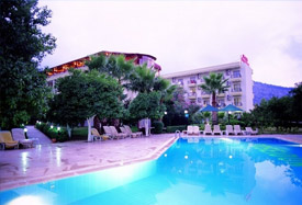 Belpoint Beach Hotel - Antalya Airport Transfer