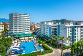 Hotel Blue Star - Antalya Luchthaven transfer
