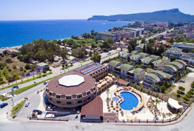 Botanik Resort Hotel - Antalya Airport Transfer