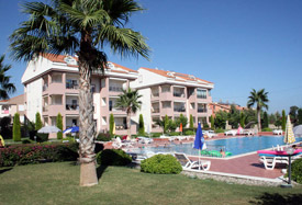 Citrus Garden Apartments - Antalya Taxi Transfer
