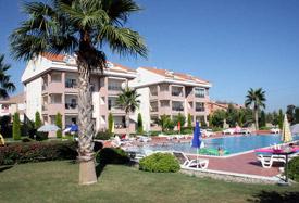 Citrus Garden Hotel - Antalya Flughafentransfer