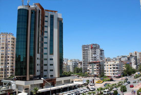 City Life Hotel - Antalya Airport Transfer