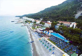 Club Hotel Rama - Antalya Taxi Transfer