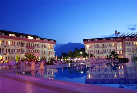 Club Fontana Life Hotel - Antalya Airport Transfer