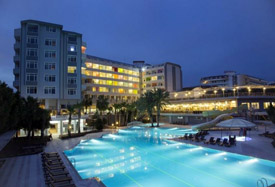 Club Hotel Karaburun - Antalya Airport Transfer