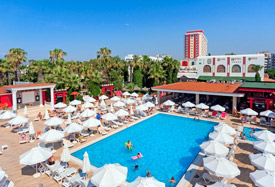 Club Hotel Sera - Antalya Airport Transfer