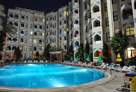 Club Hotel Syedra Princess - Antalya Airport Transfer