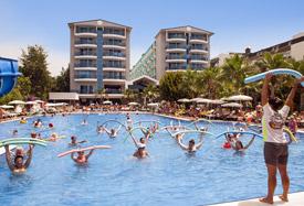 Concordia Celes Hotel - Antalya Airport Transfer