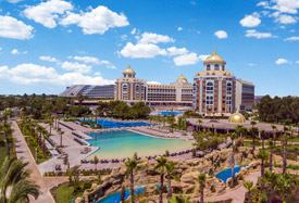 Delphin Be Grand Resort - Antalya Airport Transfer