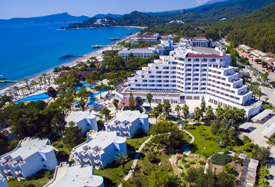Diamonds Club Kemer  - Antalya Transfert de l'aéroport