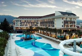 Double Tree By Hilton Kemer - Antalya Transfert de l'aéroport