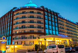 Dream World Aqua - Antalya Airport Transfer