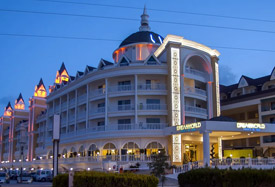 Dream World Resort Spa - Antalya Luchthaven transfer