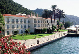 Ece Saray Marina - Antalya Taxi Transfer