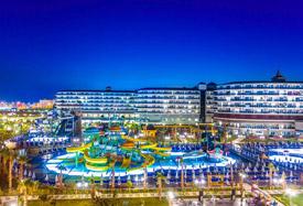 Eftalia Oceana - Antalya Airport Transfer