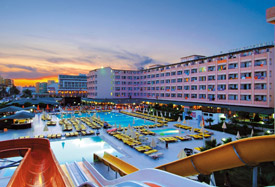 Eftalia Resort Hotel - Antalya Taxi Transfer
