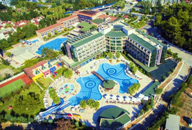 Eldar Resort Hotel - Antalya Airport Transfer