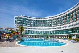 Elvin Deluxe Hotel - Antalya Airport Transfer