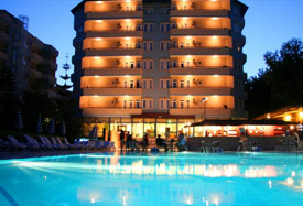 Elysee Beach Hotel - Antalya Airport Transfer
