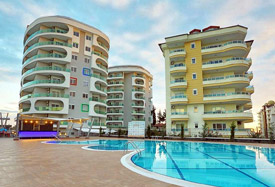 Emerald Towers Apartment - Antalya Transfert de l'aéroport