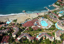Pascha Bay Family Life - Antalya Taxi Transfer