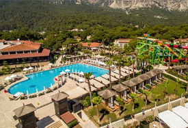 Floria Beach Hotel - Antalya Airport Transfer