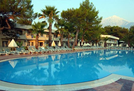Fun Sun Club Saphire - Antalya Luchthaven transfer